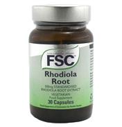 FSC Standardised Rhodiola 90 Capsules