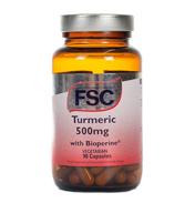 Turmeric with Bioperine 500mg 90 Vegetarian Capsules
