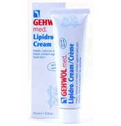 Gehwol Lipidro Cream for Dry Feet 75ml