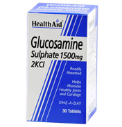 Glucosamine Sulphate 1500mg 2KCl