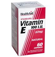 Standard Vitamin E 100iu