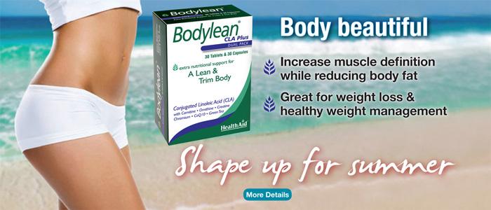 Health Aid Bodylean CLA