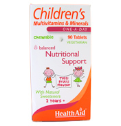 Childrens MultiVitamins with Minerals