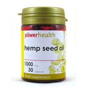 Hemp Seed Oil & Vitamin E