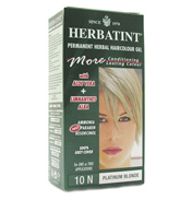 Herbatint Hair Colourant Platinum Blonde 10N 130ml