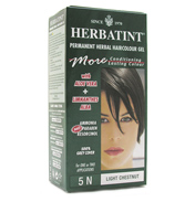 Herbatint 5N Light Chestnut Colourant 130ml
