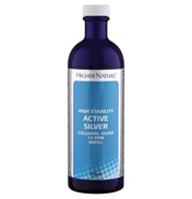 Active Silver Colloidal Silver