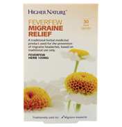 Feverfew Migraine Relief