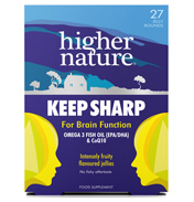 Keep Sharp Omega 3 Jellies