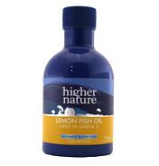 Lemon Fish Oil