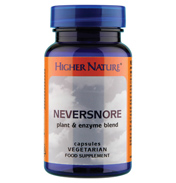 Higher Nature Never Snore 90 capsules