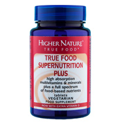 True Food Supernutrition Plus