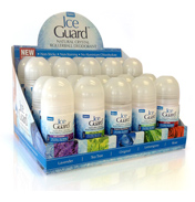 Ice Guard Natural Crystal Rollerball Deodorant