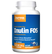 Jarrow Formulas Inulin FOS Prebiotic 180g Powder