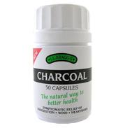 J.L. Bragg's Charcoal Capsules