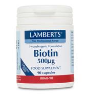 Biotin 500mcg