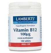 Vitamin B12 100mcg