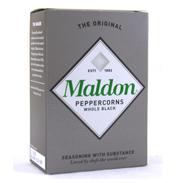 Maldon Original Peppercorns 40g