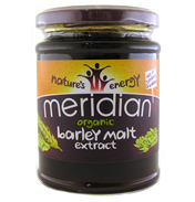 Meridian Barley Malt Extract 370g- NATURAL