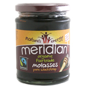 Meridian Organic Pure Blackstrap Molasses 350g