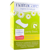 Natracare Organic Cotton Pantyliners ULTRA THIN 22…