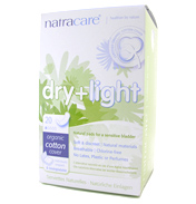 Natracare Dry & Light Incontinence Pads 20…