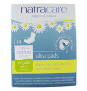 Natracare Natural Ultra Pads Regular with Wings 14…