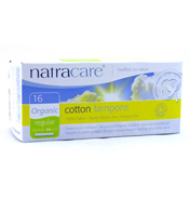 Natracare Organic Applicator Tampons Super 16 Pack