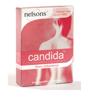 Nelsons Candida 72 Tablets