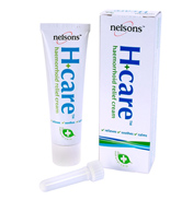 Nelsons H-Care haemorrhoid relief cream