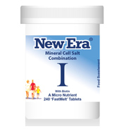 New Era Mineral Cell Salt Combination I