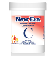 New Era Mineral Cell Salt Combination C