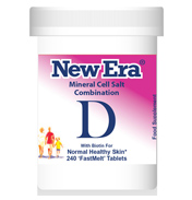New Era Mineral Cell Salt Combination D