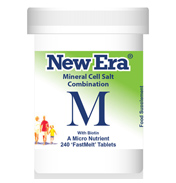 New Era Mineral Cell Salt Combination M