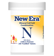 New Era Mineral Cell Salt Combination N