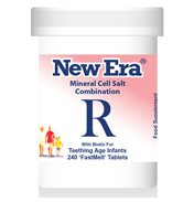 New Era Mineral Cell Salt Combination R