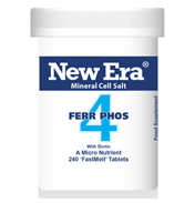 New Era No. 4 Ferr. Phos. (Iron Phosphate) 240…