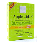 New Nordic Apple Cider High Strength 720mg 60…