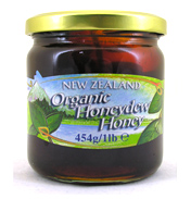 Comvita New Zealand Organic Honeydew 454g