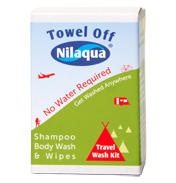 Nilaqua Travel Wash Kit