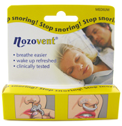 Nozovent Stop Snoring- LARGE