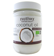 Nutiva Organic Virgin Coconut Oil 858ml
