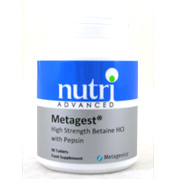 Nutri Metagest 90 Tablets