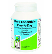 Nutri Multi Essentials One-a-Day 60 Tablets