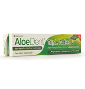 Optima Aloe Dent Aloe Vera Triple Action…
