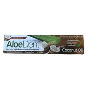 Aloedent Coconut Toothpaste
