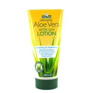Aloe Pura Organic Aloe Vera AFTER SUN Lotion 200ml