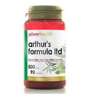 Arthur's Formula