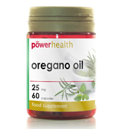 Power Health Essential Oil of Oregano 25mg 60…