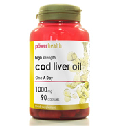 High Strength Cod Liver Oil